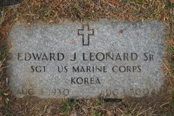 Edward Joseph Leonard, Sr