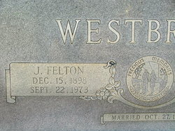 Joseph Felton Westbrook