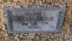 William F Reichenbacher, Sr