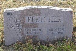 Mildred Ida <I>Wheeler</I> Fletcher
