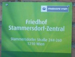 Friedhof Stammersdorf Zentral