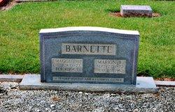 Marion W. Barnette
