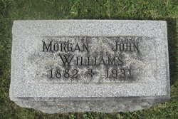 Morgan John Williams