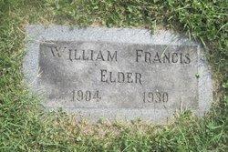 William Francis Elder