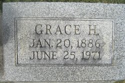 Grace <I>Hill</I> Ross