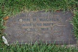 John Harold Wagner