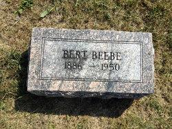 "Albert Jay ""Bert"" Beebe"