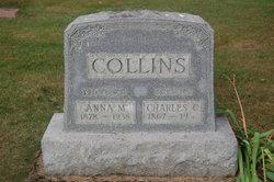 Anna Margaret <I>Michaelson</I> Collins