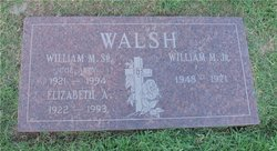 William Michael Walsh, Jr