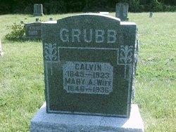 Calvin Grubb