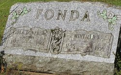 Winfield Scott Fonda, Jr