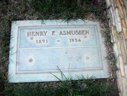 Henry Frederick Asmussen