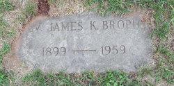 Rev James K Brophy