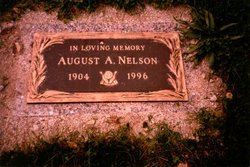 August A. Nelson