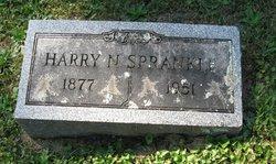 Harry Neff. Sprankle