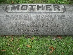 Rachel <I>Pearce</I> Carline