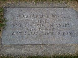 "Richard John ""Dick"" Wale"