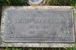 Timothy Leo Robertson