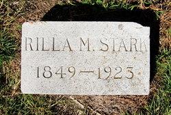 "Cinderilla M. ""Rilla"" <I>Beard</I> Stark"