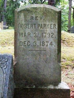 Rev Robert Parker