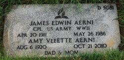 James Edwin Aerni