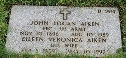 Eileen Veronica <I>McKay</I> Aiken
