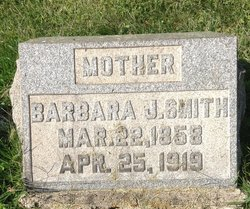 Barbara J. <I>Workman</I> Smith