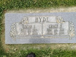 Grace <I>Hovey</I> Hyde