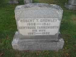 Gertrude Grace <I>Farnsworth</I> Crowley