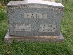 "Mathilda ""Tillie"" Fahl"