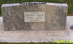 Doris <I>Allred</I> DeMill