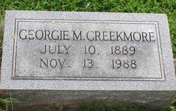 Georgie M Creekmore
