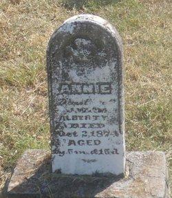 Annie Alberty