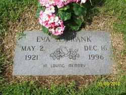Eva A. <I>Millsaps</I> Frank