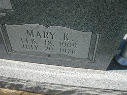 Mary Kathryn <I>Haselwood</I> Baldwin