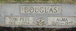 Alma <I>Neely</I> Douglas