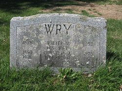 Walter Valentine Wry