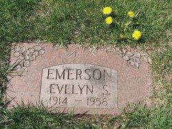 Evelyn Stanwood <I>Harding</I> Emerson