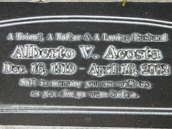Alberto V Acosta