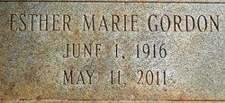 Ester Marie Gordon