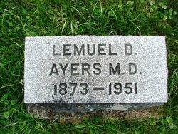 Dr Lemuel D. Ayers
