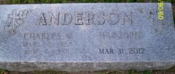 Marjorie <I>Campbell</I> Anderson