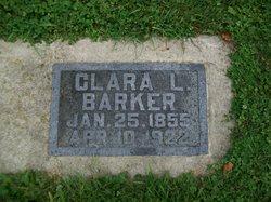 Clara Lucilla <I>Curtiss</I> Barker