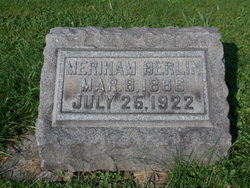 "Meriham ""May"" <I>Lewis</I> Berlin"