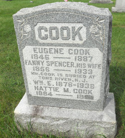 Fanny <I>Spencer</I> Cook