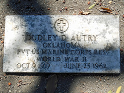"Dudley Douglas ""Dudley Don"" Autry"