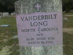 Pvt Vanderbilt Long