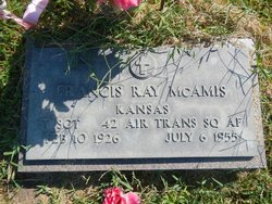 Francis Ray McAmis