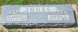 Clarence J Jones