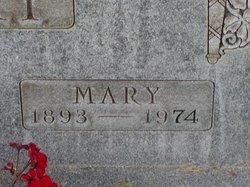 Mary <I>Stock</I> Olesky